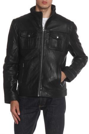 Куртка Barneys originals. Цвет: black