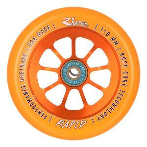 Колесо для самоката  Rapids 110mm Orange On River. Цвет: оранжевый