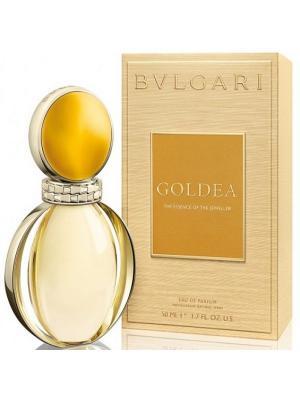 Goldea edp 50 ml BVLGARI. Цвет: золотистый