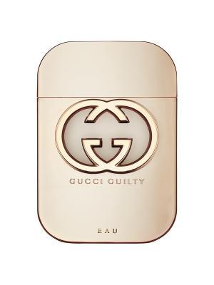 Gucci Guilty Eau Woman Туалетная вода 75 мл. Цвет: прозрачный