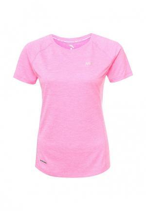 Футболка спортивная Anta. Цвет: розовый