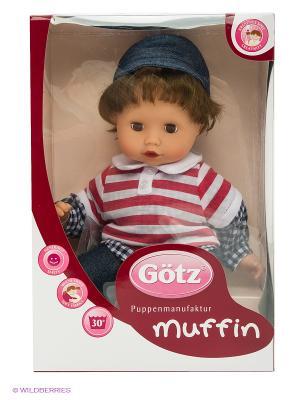 Кукла Маффин GOTZ. Цвет: бежевый, розовый