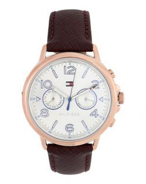 Наручные часы TOMMY HILFIGER. Цвет: серебристый