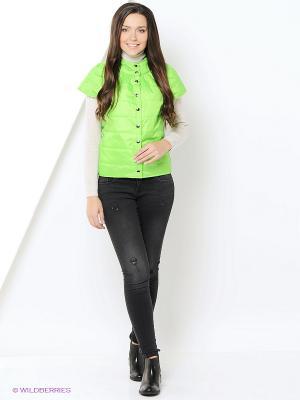 Жакет Glam Goddess. Цвет: зеленый