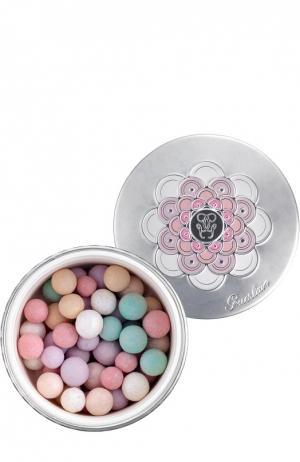 Пудра для лица в шариках Meteorites Perles, оттенок 02 Guerlain. Цвет: бесцветный