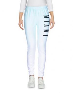 Повседневные брюки WILDFOX. Цвет: небесно-голубой