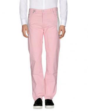Повседневные брюки NICWAVE. Цвет: красный