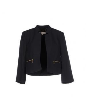 Пиджак MICHAEL KORS. Цвет: темно-синий