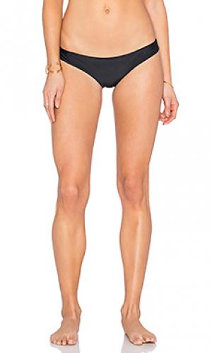Низ бикини mahina Frankies Bikinis. Цвет: черный