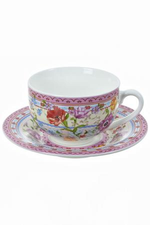 Чайный набор 2пр, 230 мл Nouvelle. Цвет: мультицвет