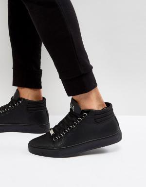 Glorious Gangsta Высокие кроссовки Paris. Цвет: черный