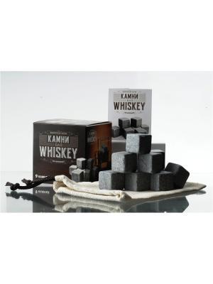 Камни для whiskey, охлаждения виски SP Kolessov. Цвет: серый