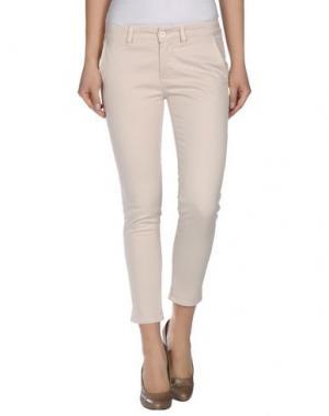 Повседневные брюки KAYLA. Цвет: бежевый