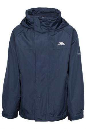 Спортивная куртка Trespass. Цвет: navy
