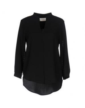 Блузка SONIA DE NISCO. Цвет: черный