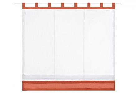 Римская штора, Wohntextilien live, «Sapporo» Otto. Цвет: оранжевый