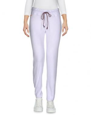 Повседневные брюки SUNDRY. Цвет: белый