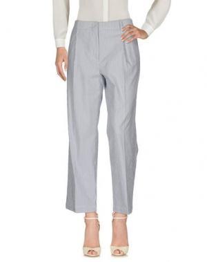 Повседневные брюки ARGONNE. Цвет: небесно-голубой