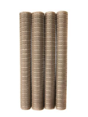 Плейсматы, 4 шт DiMi. Цвет: коричневый