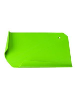 Доска разделочная CHEFN. Цвет: зеленый