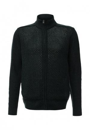 Кардиган Burton Menswear London. Цвет: зеленый