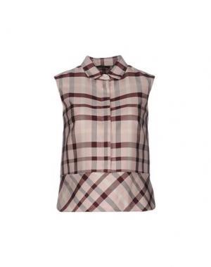 Блузка DAKS LONDON. Цвет: розовый