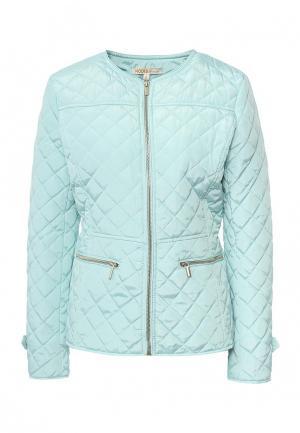 Куртка утепленная Modis. Цвет: мятный
