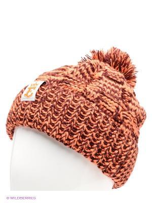 Шапка Ensis. Цвет: оранжевый