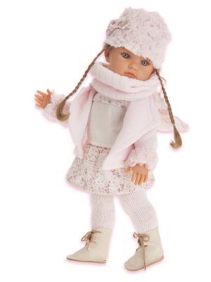 Кукла Белла, 45см. Antonio Juan. Цвет: бледно-розовый