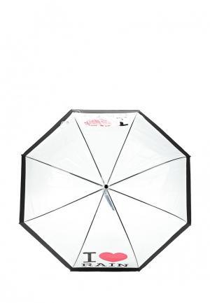 Зонт складной Modis. Цвет: белый