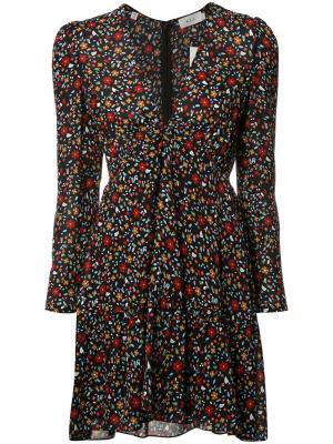 Платье Renata A.L.C.. Цвет: чёрный