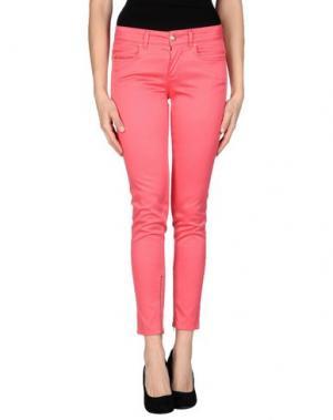 Джинсовые брюки SLY010. Цвет: фуксия
