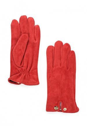 Перчатки Liu Jo. Цвет: коралловый