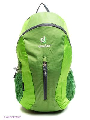 Рюкзак Deuter Daypacks City Light. Цвет: зеленый
