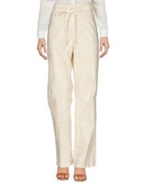Повседневные брюки DOSA. Цвет: бежевый