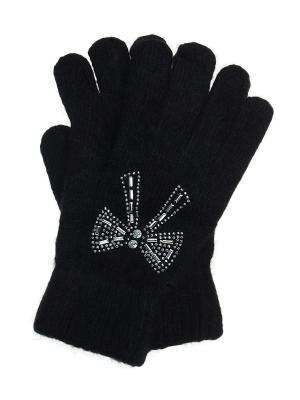 Перчатки Olere. Цвет: черный
