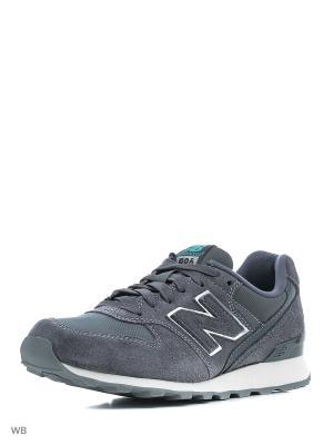 Кроссовки NEW BALANCE 996 V3. Цвет: серый