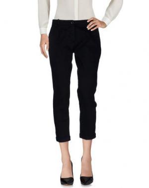 Повседневные брюки NINE:INTHE:MORNING. Цвет: черный