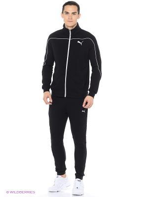 Костюм спортивный  STYLE BEST Suit Puma. Цвет: черный