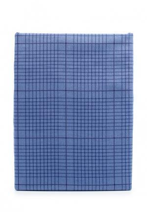 Комплект постельного белья Хлопковый Край. Цвет: синий