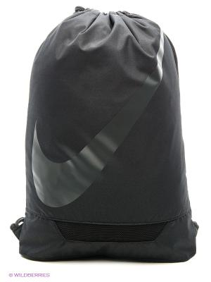 Рюкзак NIKE FB GYMSACK 3.0. Цвет: черный