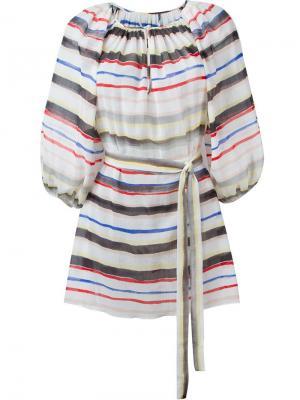 Платье El Matador Marysia. Цвет: многоцветный
