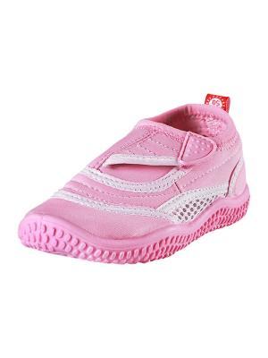 Кроссовки Reima. Цвет: розовый