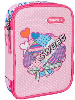 Пенал Sweet bow Target 21343