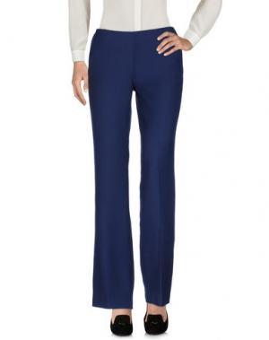 Повседневные брюки COURRÈGES. Цвет: темно-синий