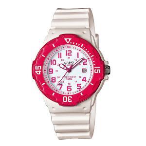 Часы  Collection 61537 Lrw-200H-4B White/Pink Casio. Цвет: белый,розовый