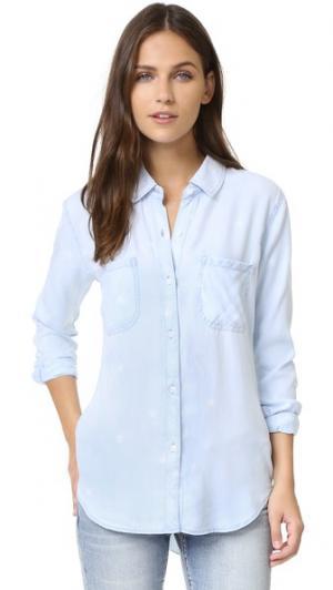 Рубашка на пуговицах Carter RAILS. Цвет: свет звезды, винтажный