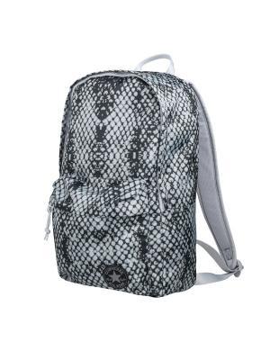 Рюкзак EDC Poly Backpack Converse. Цвет: серый