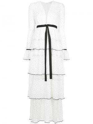 Платье Now or Never Alice Mccall. Цвет: белый