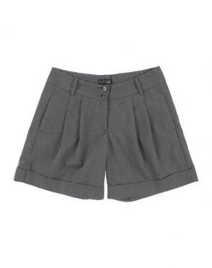 Повседневные брюки ELSY. Цвет: свинцово-серый